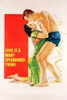 Love Is a Many-Splendored Thing online kostenlos