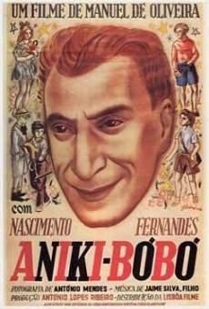 Ver película Aniki-Bóbó