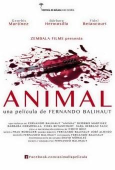Ver película Animal