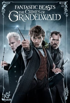 Fantastic Beasts: The Crimes of Grindelwald on-line gratuito