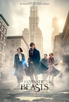 Fantastic Beasts and Where to Find Them on-line gratuito