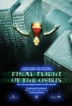 Ver película Animatrix: El último vuelo de Osiris