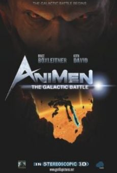 Ver película Animen: The Galactic Battle