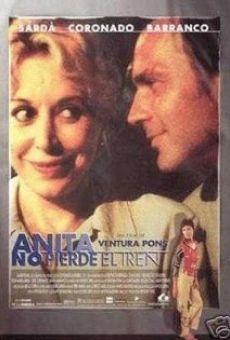 Ver película Anita no pierde el tren