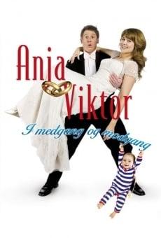 Ver película Anja og Viktor - I medgang og modgang