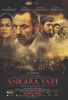 Ankara Yazi: Veda Mektubu en ligne gratuit