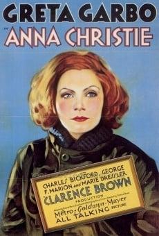 Ver película Anna Christie