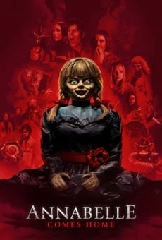 Annabelle Comes Home on-line gratuito