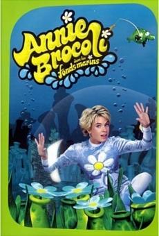 Annie Brocoli en los fondos marinos