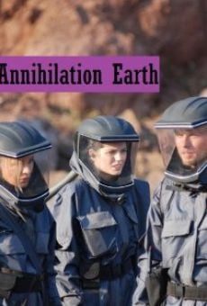 Ver película Annihilation Earth