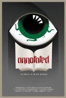 Ver película Annotated