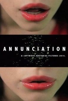Ver película Annunciation