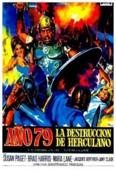 Ver película Año 79: La destrucción de Herculano