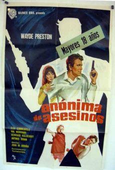 Ver película Anónima de asesinos