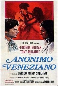 Anónimo veneciano online gratis