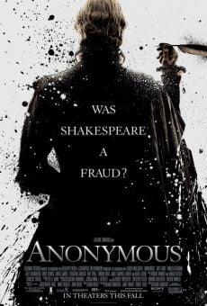 Ver película Anónimo
