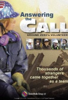 Answering the Call: Ground Zero's Volunteers Online Free