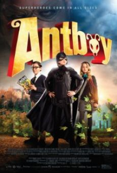 Ver película Antboy. El pequeño gran superhéroe