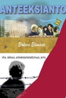 Ver película Anteeksianto