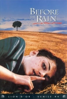 Ver película Antes de la lluvia