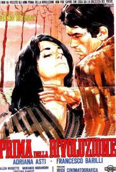 Ver película Antes de la revolución