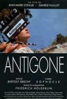 Ver película Antígona