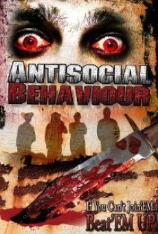 Ver película Antisocial Behaviour