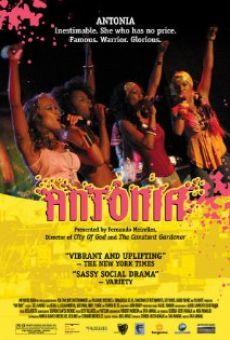 Antônia. O Filme on-line gratuito