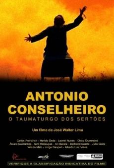 Ver película Antonio Conselheiro: El taumaturgo de los fondos