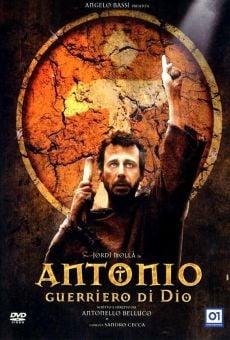 Antonio guerriero di Dio online free