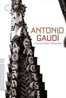 Ver película Antonio Gaudí