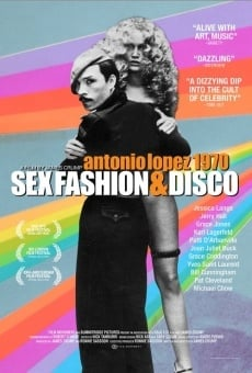 Antonio Lopez 1970: Sex Fashion & Disco en ligne gratuit