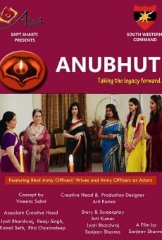 Anubhuti: Taking the Legacy Forward online streaming