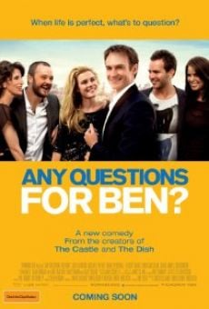 Any Questions for Ben? online