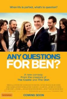 Película: Any Questions for Ben?