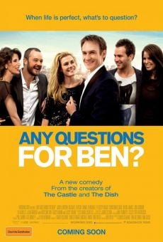 Ver película Any Questions For Ben