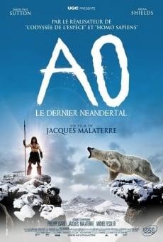 Ver película Ao, le dernier Néandertal