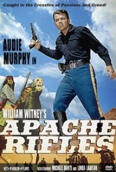 Ver película Apache Rifles