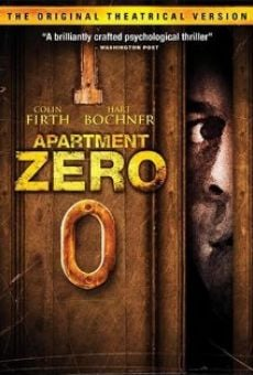 apartment zero 1988 film deutsch. Black Bedroom Furniture Sets. Home Design Ideas