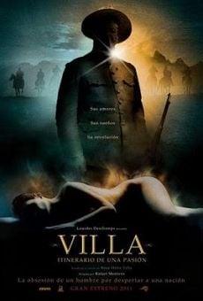 Ver película Apasionado Pancho Villa