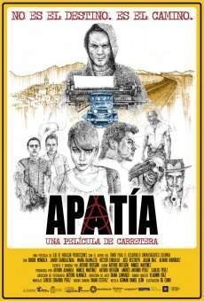 Ver película Apatía, una película de carretera