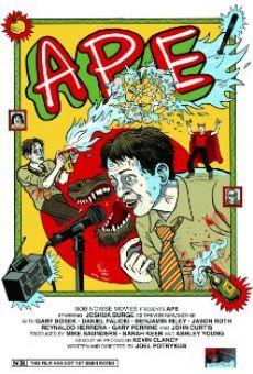 Ver película Ape