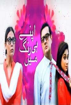 Ver película Apnay Hee Rang Mein