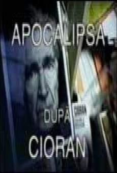 Ver película Apocalipse According to Cioran