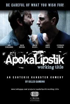 Ver película Apokalipstik - working title