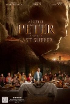 Apostle Peter and the Last Supper on-line gratuito