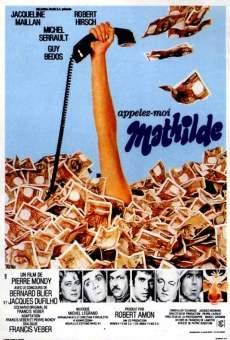 Ver película Appelez-moi Mathilde