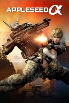 Appleseed Alpha online streaming