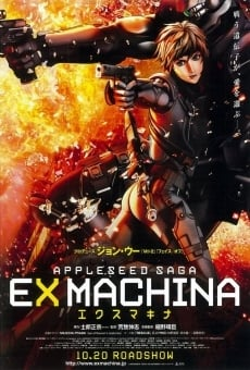 Appleseed Ex Machina online gratis