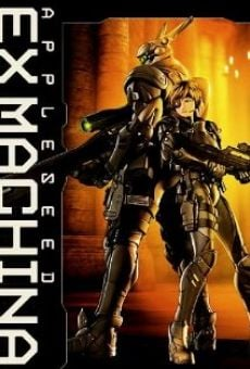 Película: Appleseed Ex Machina